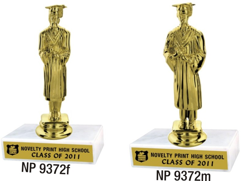 NP9372: The Graduate Statuette