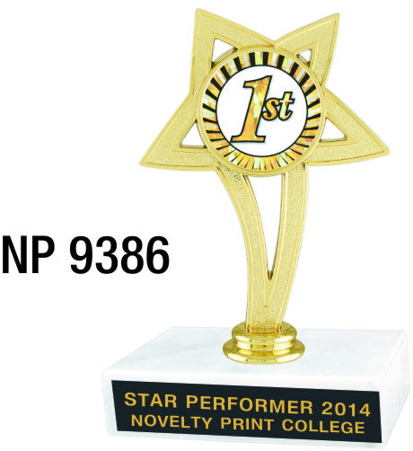 NP9386: Star Trophy