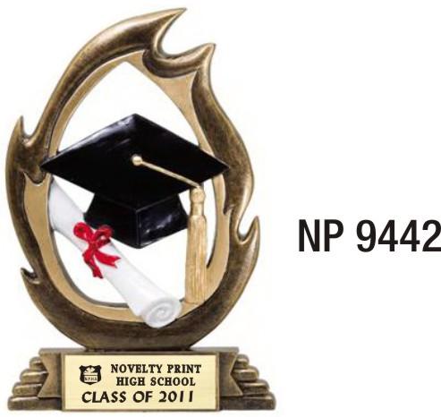 NP9442: Graduate Trophy