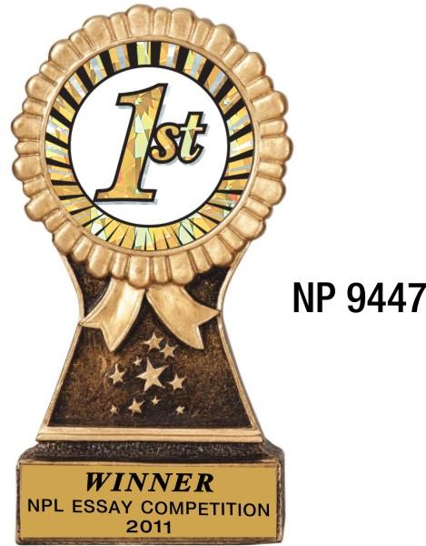 NP9447: Resin Trophy