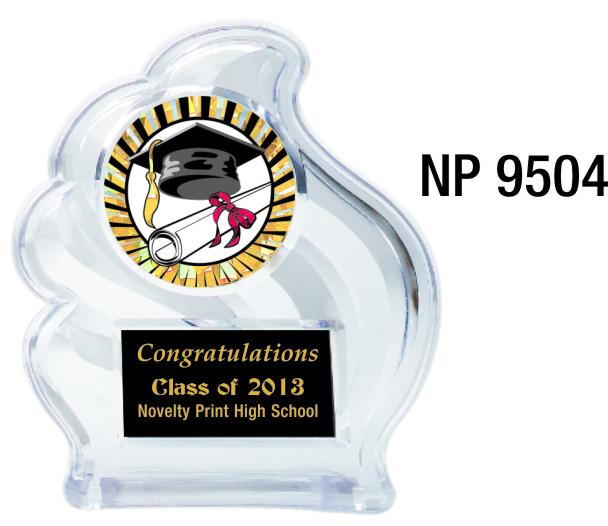 NP9504: Acrylic Trophy