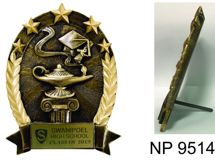 NP9514: The New Graduate Trophy