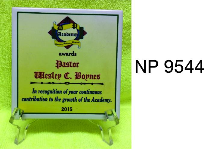 NP9544: Ceramic Square