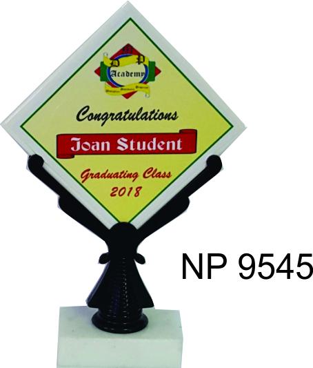 NP9545: Deluxe Ceramic Square