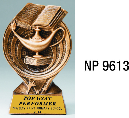 NP9613: Academic Trophy