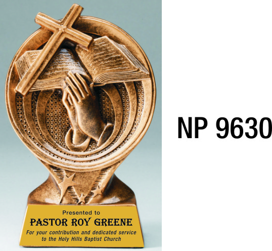 NP9630: Religious Trophy